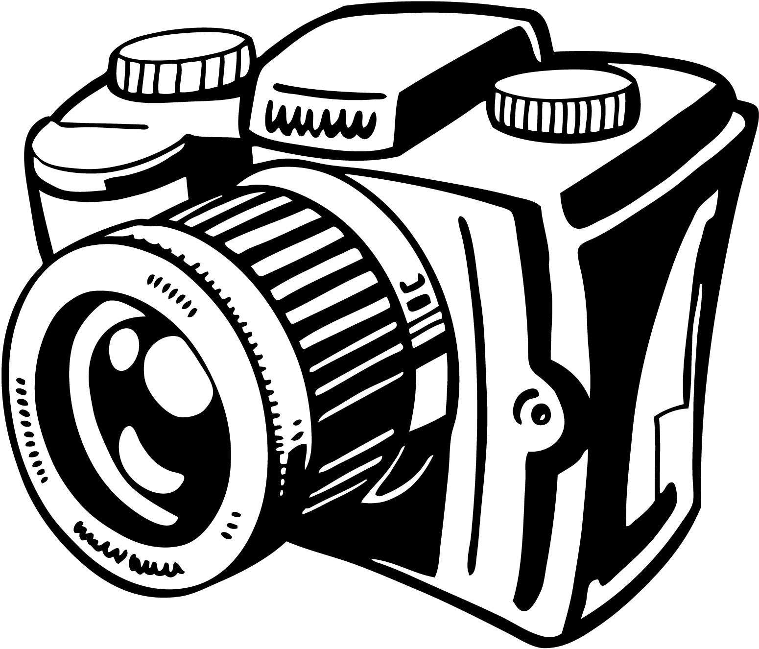 Camera clip art vector clip clipart cliparts for you - Cliparting clipartall.com
