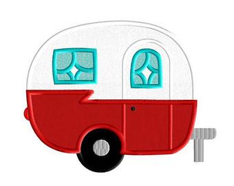 Camper Clipart Clipart Info