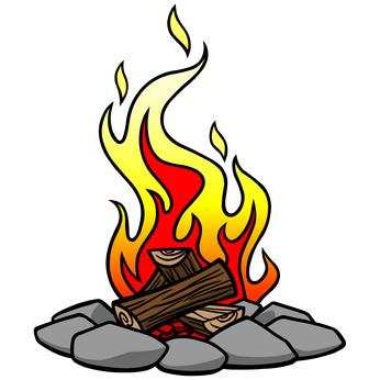 ... Campfire clipart camp fire - Cliparting clipartall.com ...