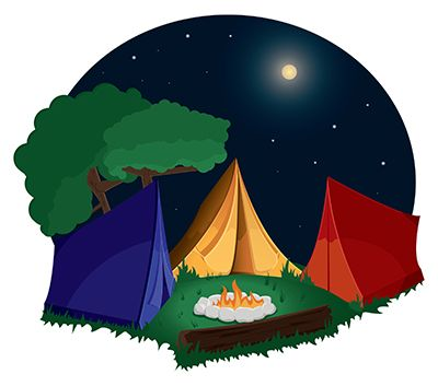 Camping Clipart Awana Camp Night Pinterest