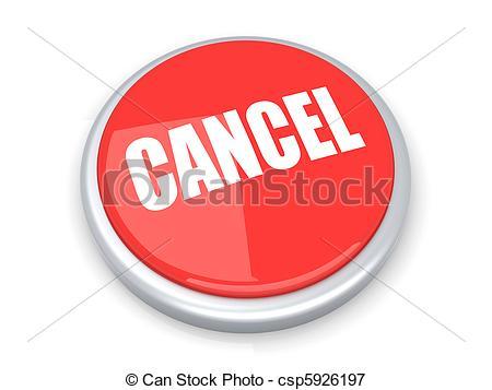 Cancel Button - csp5926197