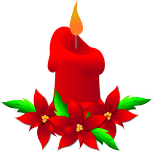 Candle Clip Art Images Christmas Candle Stock Photos Clipart