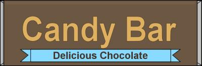 Candy Bar. Candy Bar - clip art ...