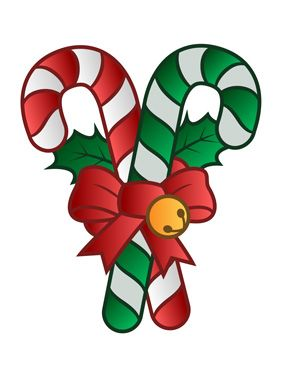 Candy Cane Clip Art and Decorations for Christmas   Art u0026 Crafts for Kids    Pinterest   Clip art, Candy canes and Art