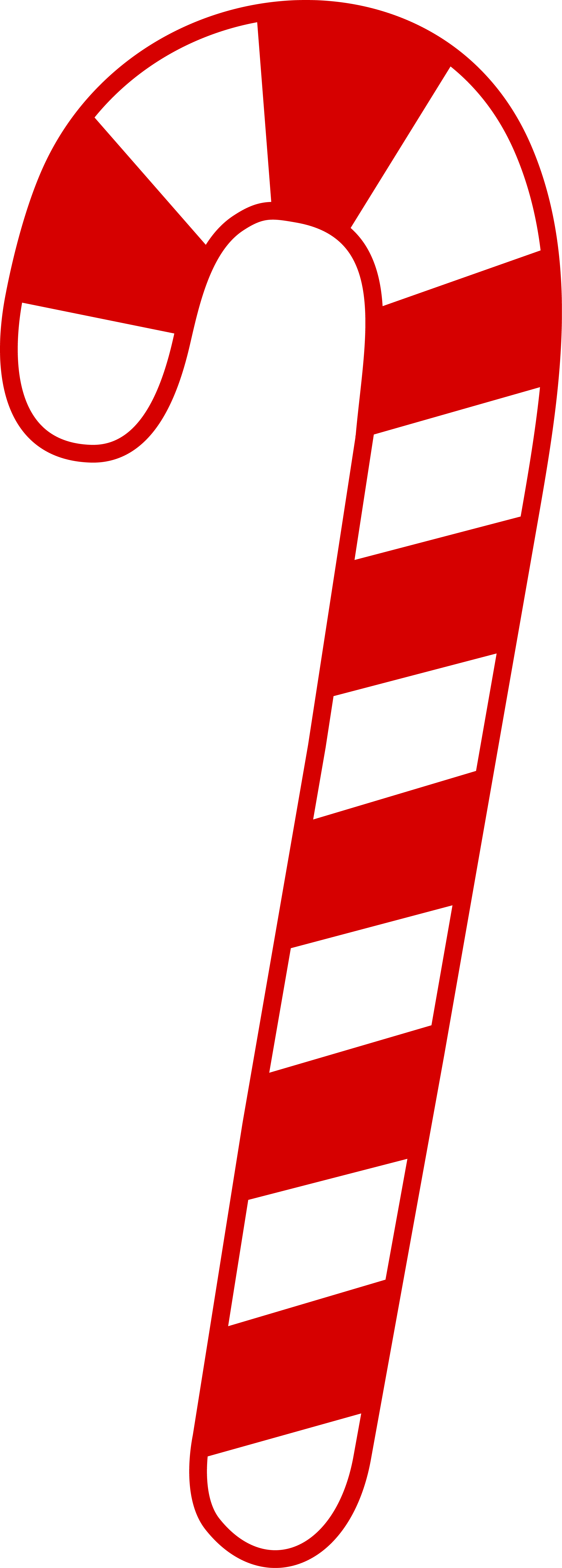 Candy cane clipart 2