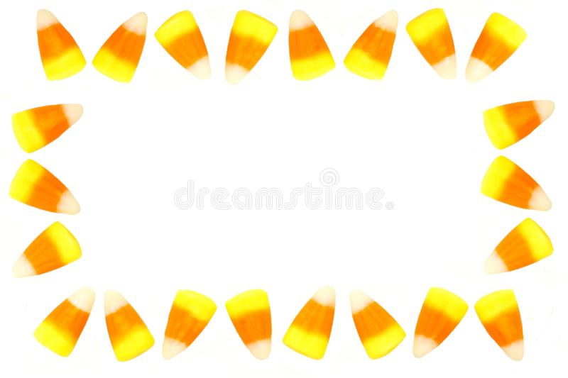Candy Corn Border Candy Corn frame stock image. Image of confectionery - 33542985