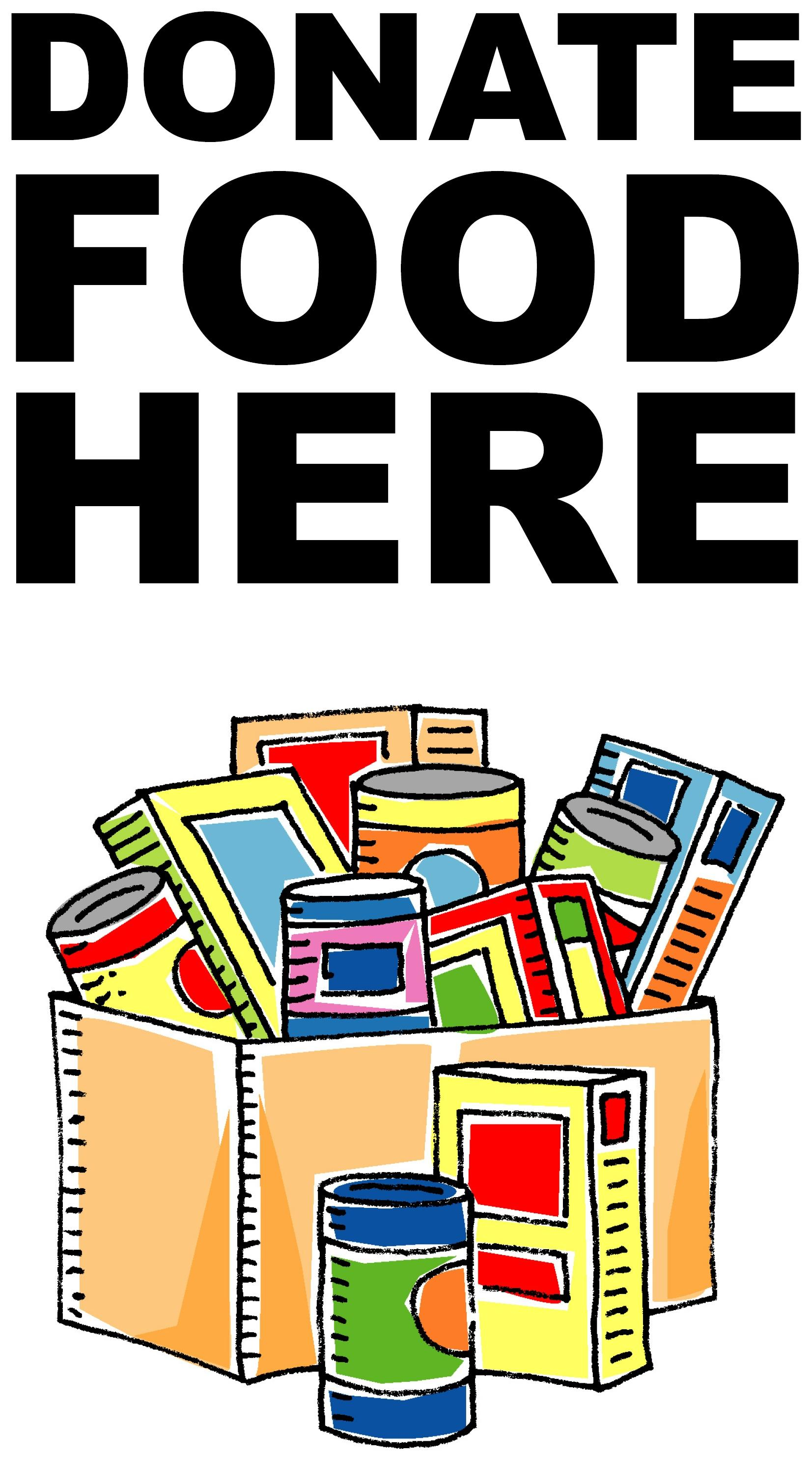 Canned food clip art food pantry donations clipart kid