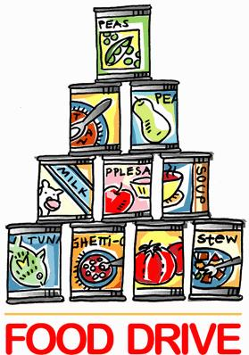 Free clipart images canned food