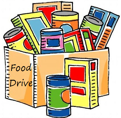 Canned Food Drive Posters Clipart Panda Free Clipart Images
