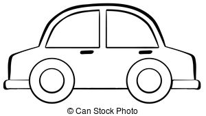 Car black and white car clipart black and white clipartall 2