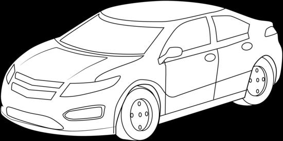 Car Clipart Black And White 2014 Cars Cartoon Clipart Best