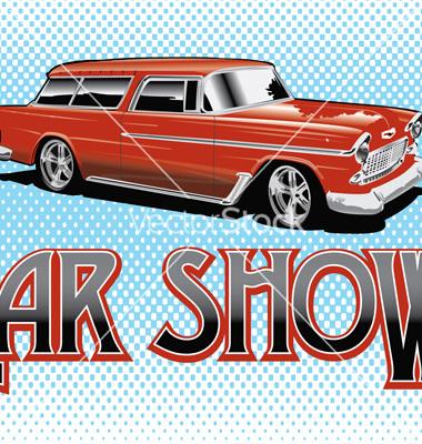 Car Show Vector Art Download .