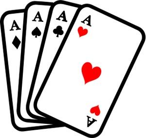 Card clipart: cards clip art