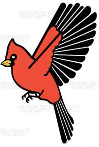 Cardinal clip art free clipart images 2