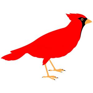 Cardinal clip art free clipart images