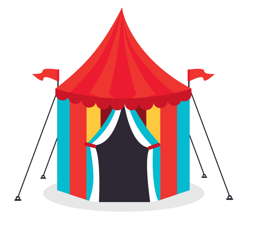 Carnival Tent Png ClipArt Best