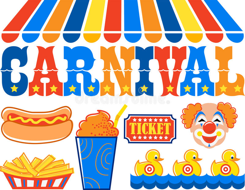 Download Carnival Clipart/eps stock vector. Illustration of clipart -  20057780