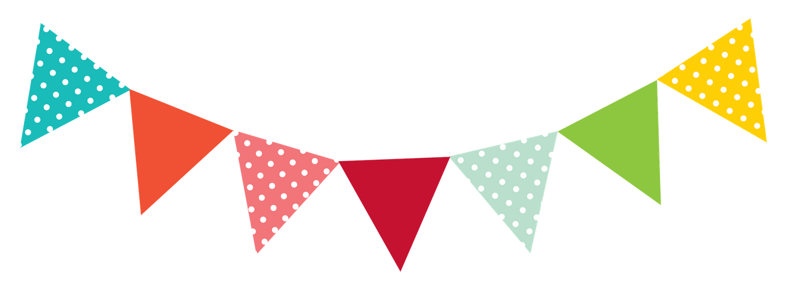 Flags Clipart carnival