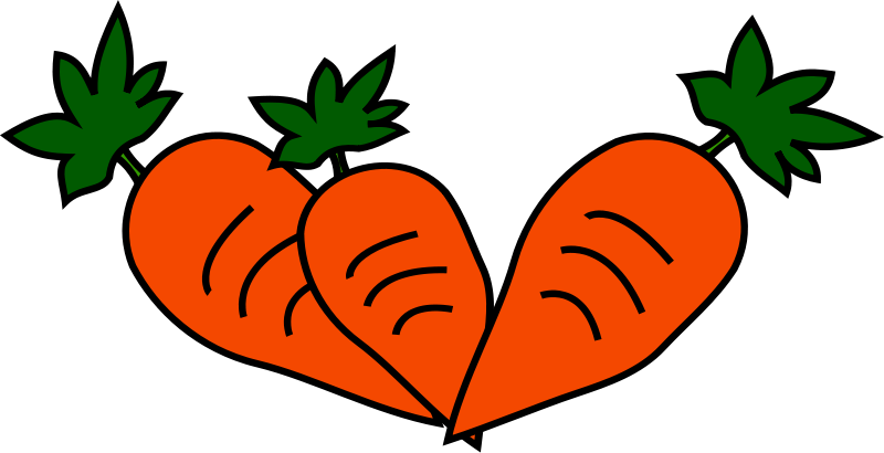 Carrot clip art free clipart images 2