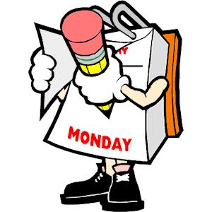 Cartoon - 2 Monday