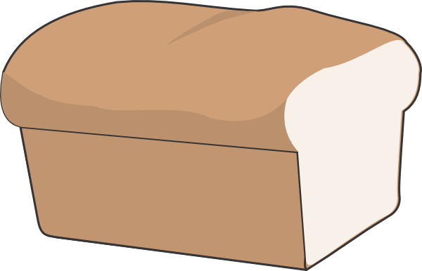 Cartoon Bread Loaf Clipart Best