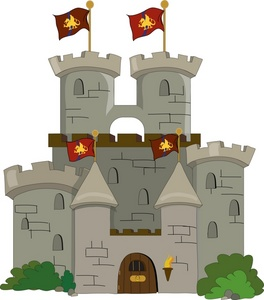 Cartoon castle vector free vector for free download about clipart