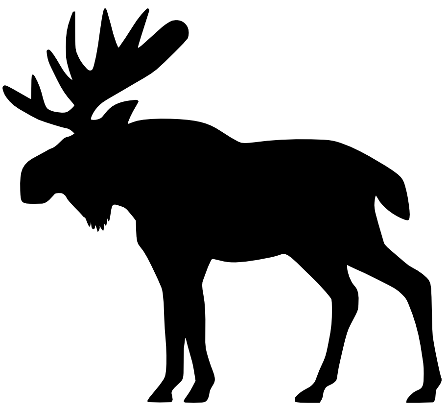 Cartoon moose clipart free clip art images image 9