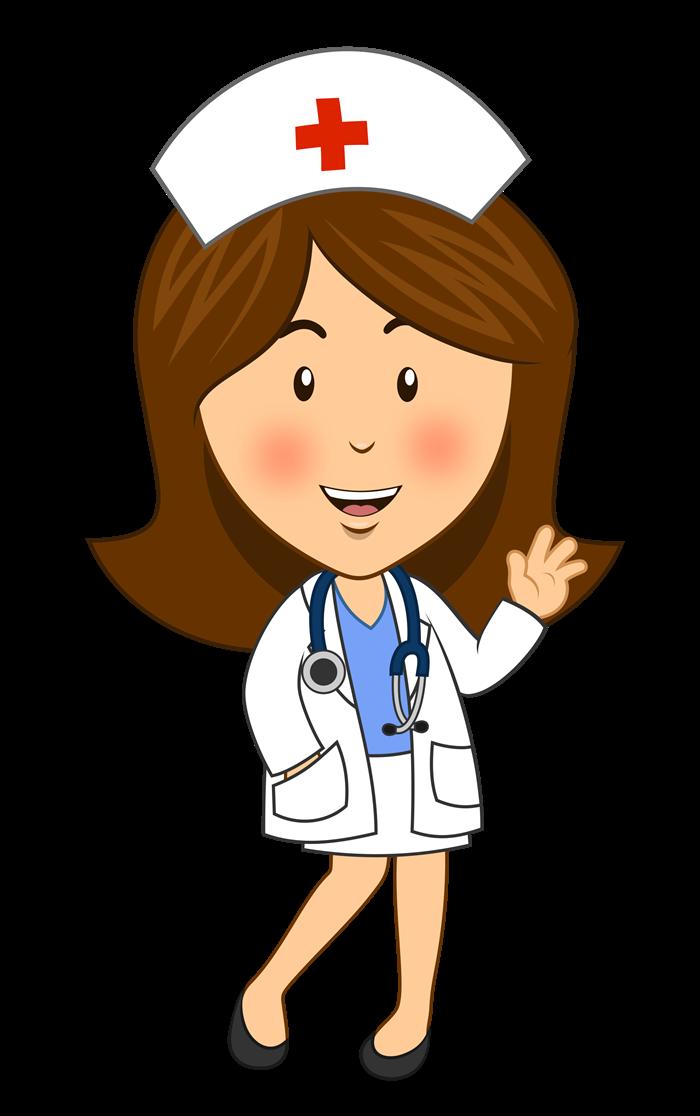 Cartoon Nurse Clip Art Nice Pics