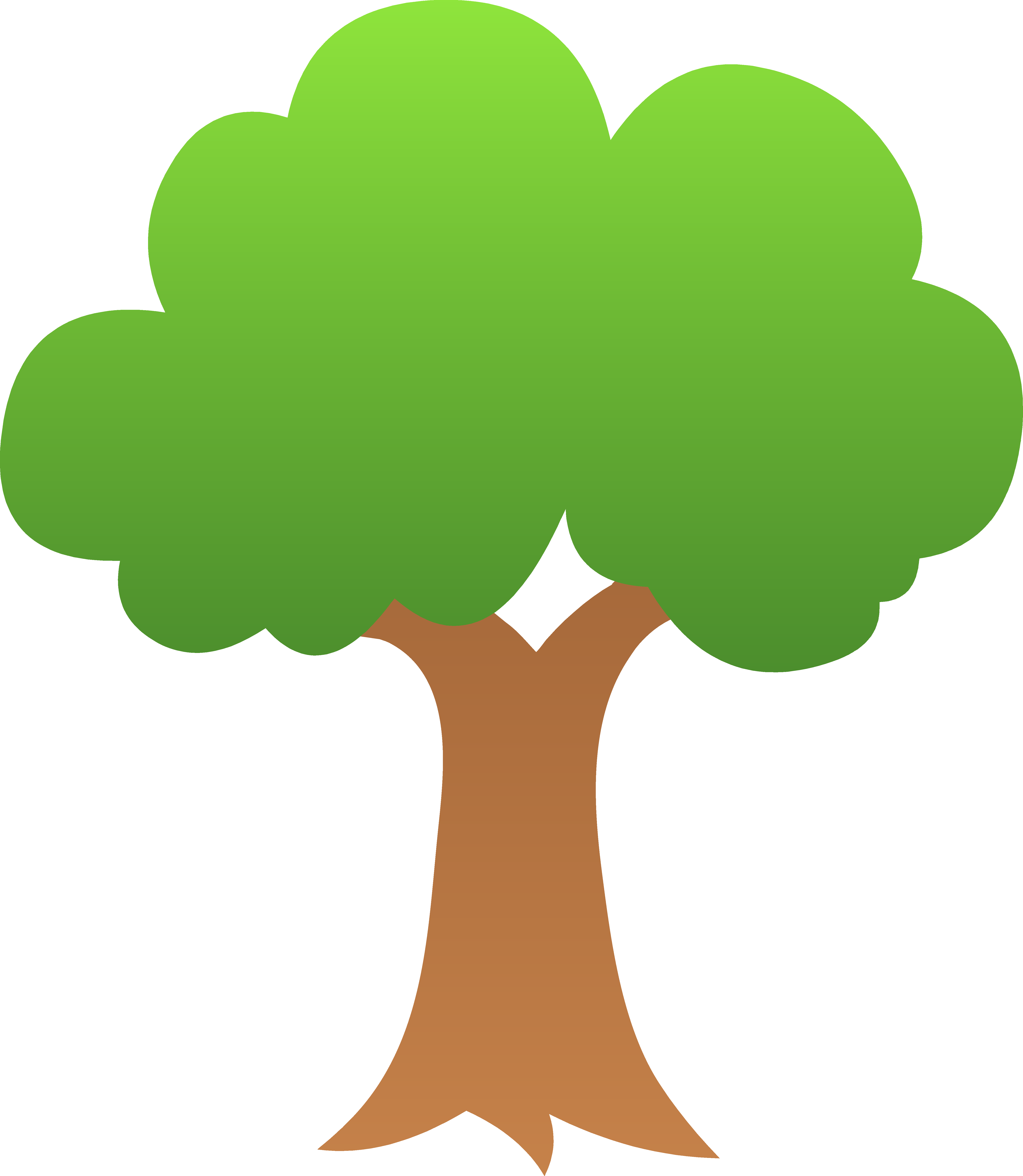 Cartoon Trees Pictures