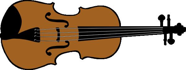 Cartoon Violin Clip Art ..