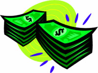 Cash Clip Art
