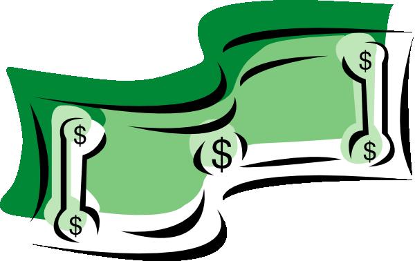 Cash Clipart. Cartoon Money Stacks