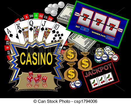 ... Casino symbols