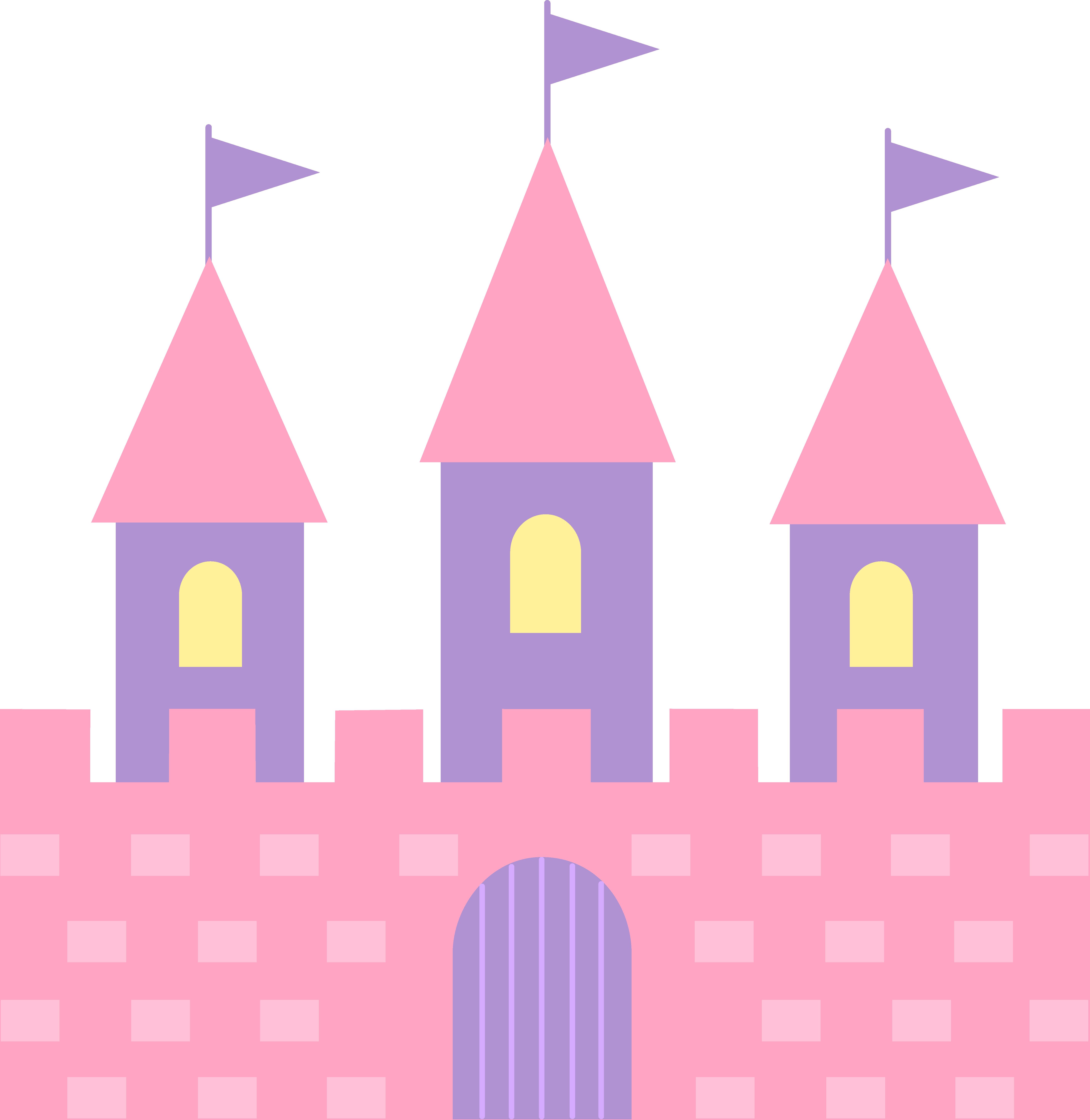 Castle Clipart #23995