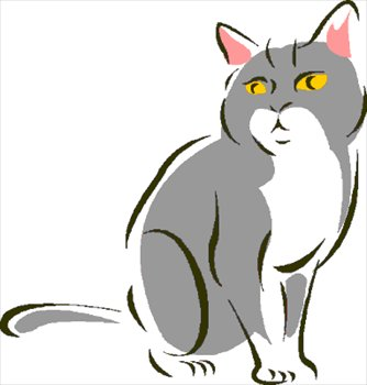 Eyes Clip Art Black Cat