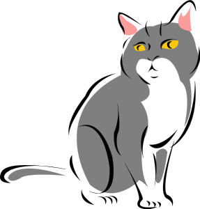 ... Cat clipart free ... - Cat Clipart Free