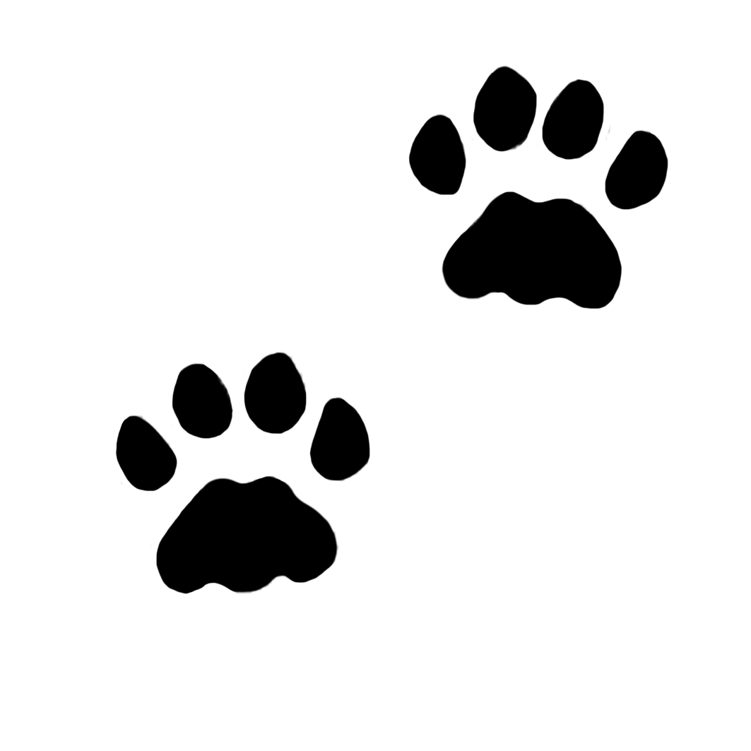 Clipart Cat Paw Prints - Cat Paw Clipart