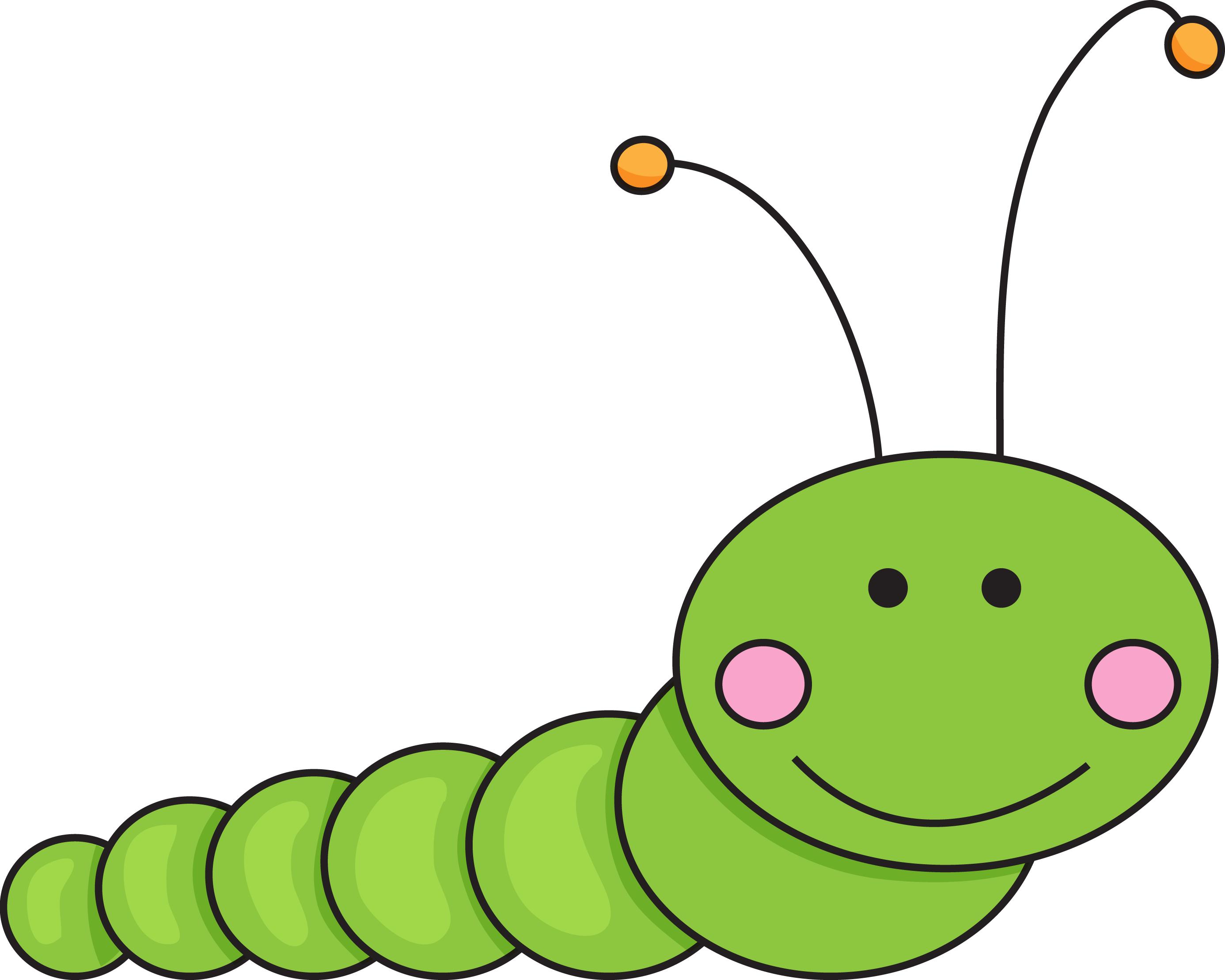 Caterpillar Clipart Many Interesting Cliparts