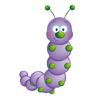 Funny Caterpillar Clip Art Images