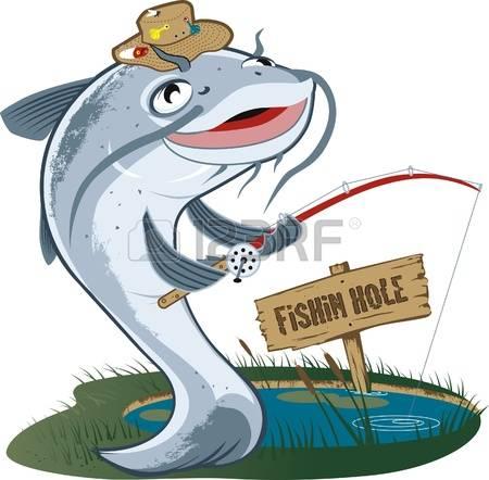catfish: Catfish Fisherman
