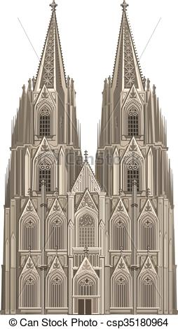 cologne cathedral - csp35180964