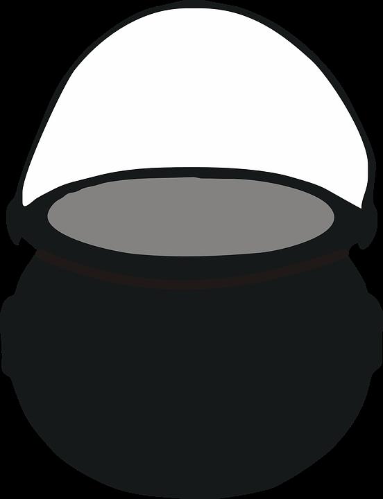 Treasure clipart cauldron #6