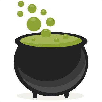 Witch Cauldron Cliparts #2676957