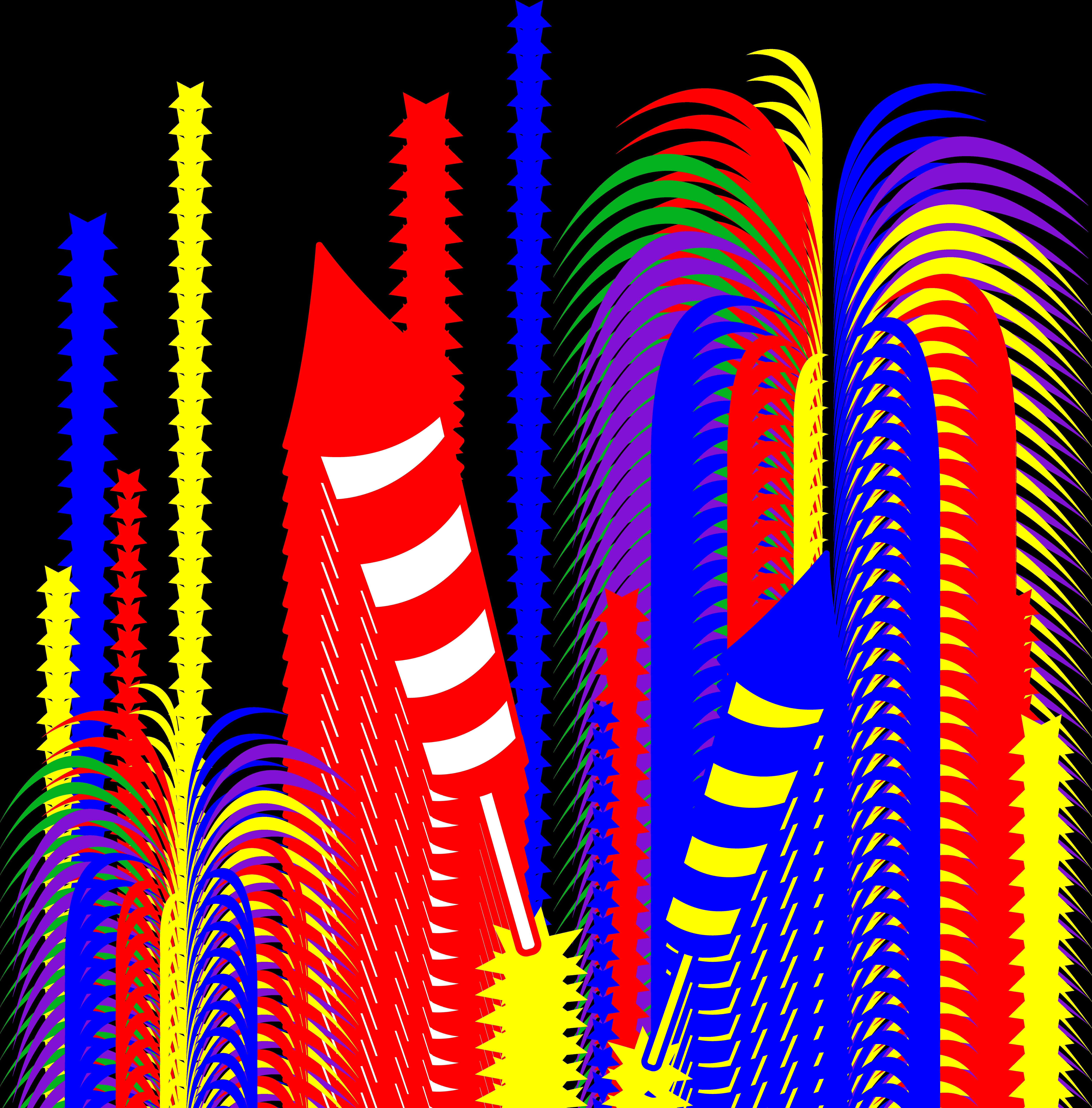 Celebrate clip art 2