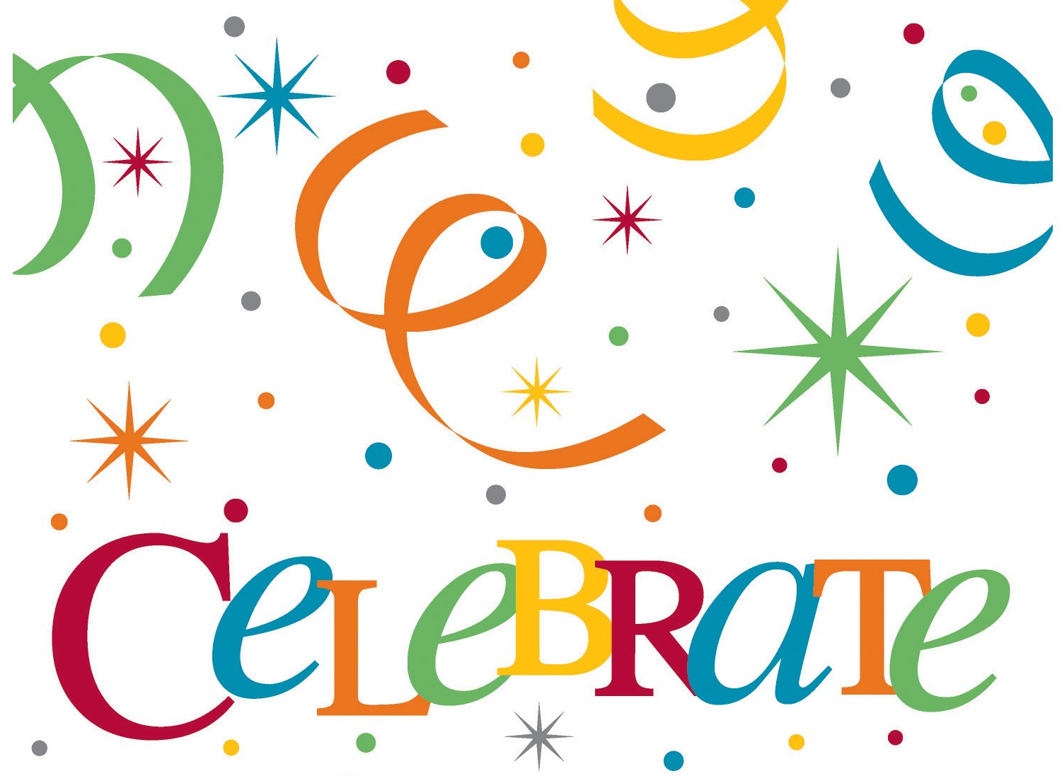 Celebration Clipart #1