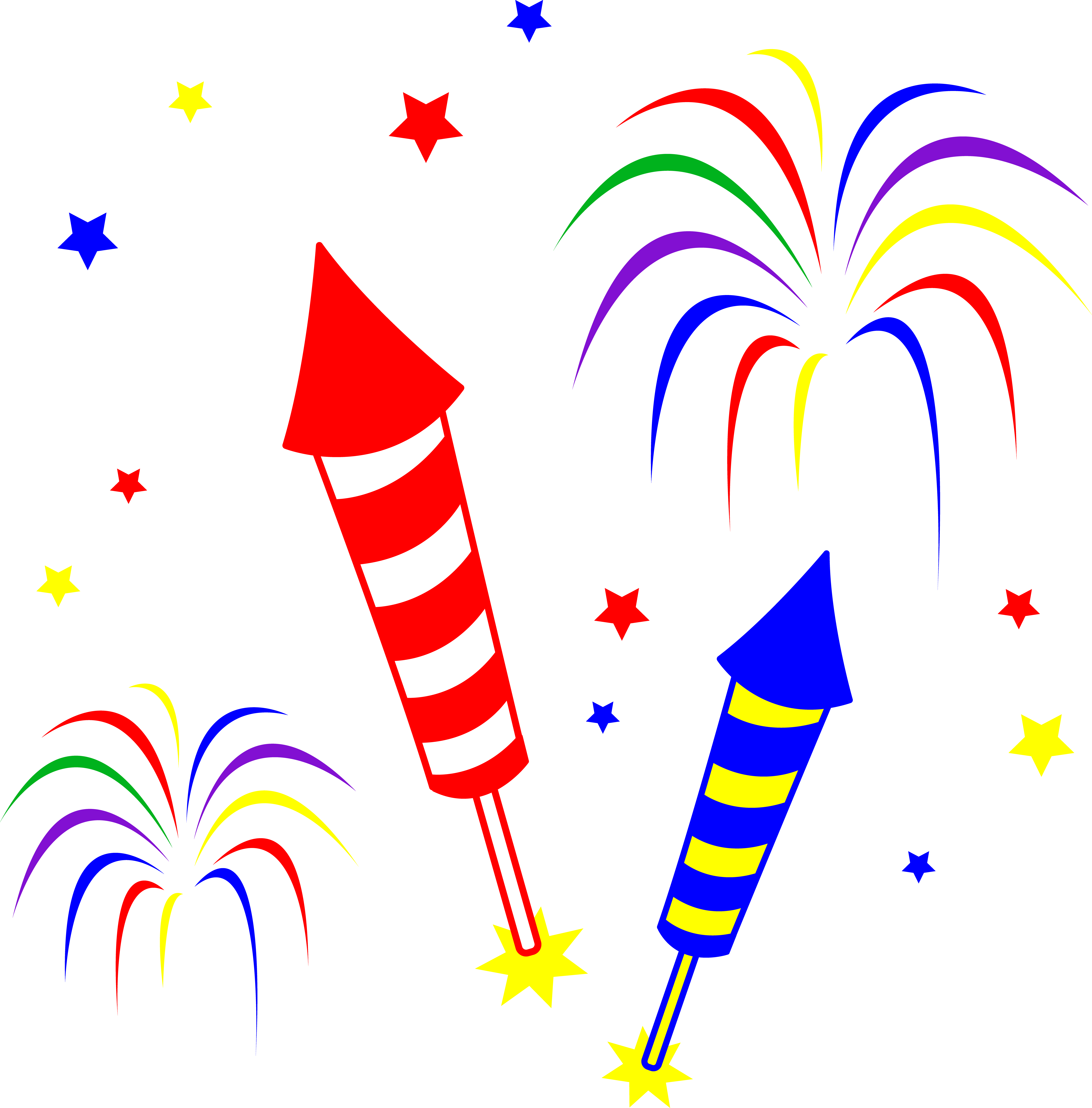 Fireworks Clip Art Animated Free | Clipart library - Free Clipart Images
