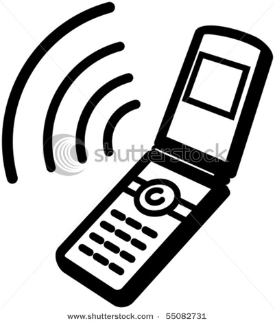 cell phone clipart u0026middot; Cellphone Clip Art u0026middot; email clipart