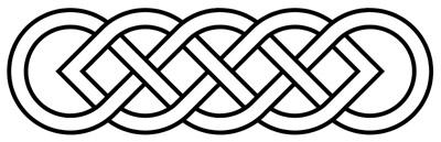 celtic knot clipart .