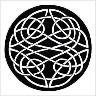 Celtic Knot Clipart #1