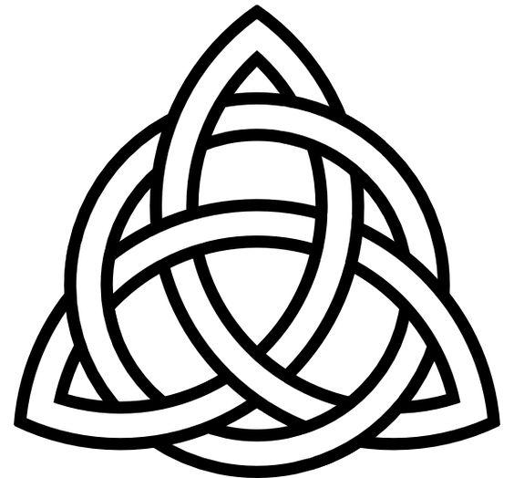 Celtic Knot Clipart #30336